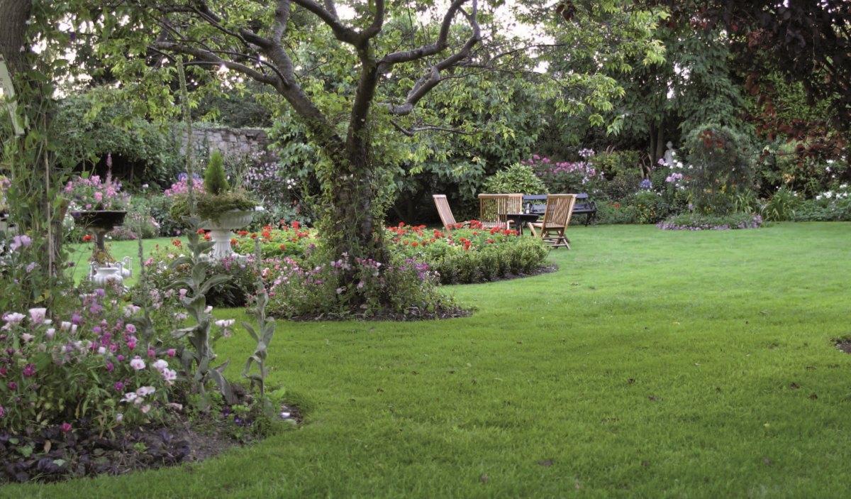 In giardino senza i fastidiosi insetti